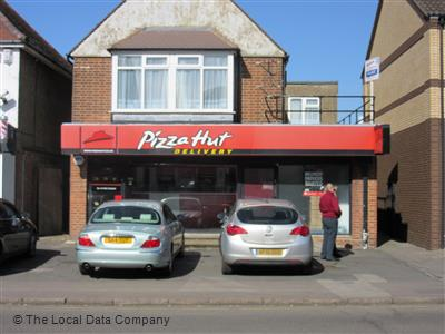 Pizza Hut Delivery On Queensway Pizza Takeaway In