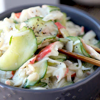 Kani Salad - カニ サラダ.