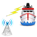 Ships - Receive AIS data from air icon