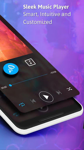 Boom: Music Player with 3D Surround Sound and EQ 1.0.0 screenshots 2