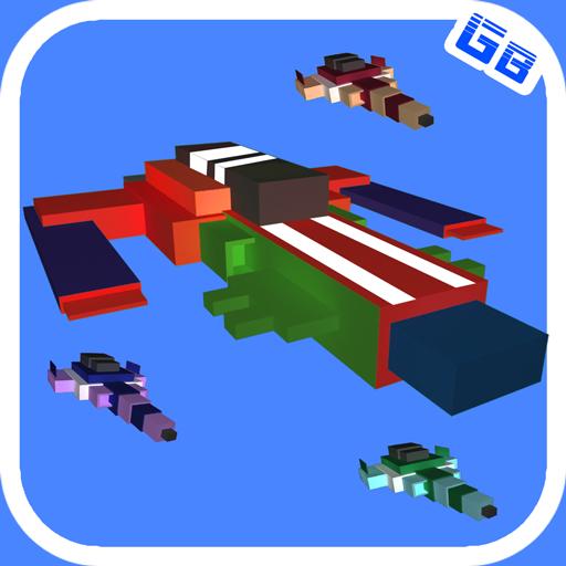 Hovercraft Race Takedown