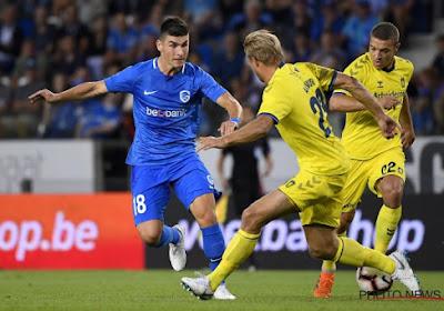 """Un Genkois suspendu contre Anderlecht: """"Mais je n'ai rien fait de mal"""""""