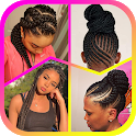 African Hairstyle Models icon