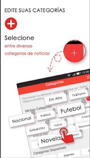 Central das Notícias for PC-Windows 7,8,10 and Mac apk screenshot 4