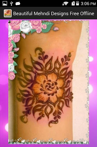 玩生活App|Beautiful Mehndi Art & Designs免費|APP試玩