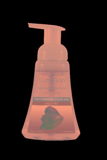 jabon liquido lumiskin green tea 220ml