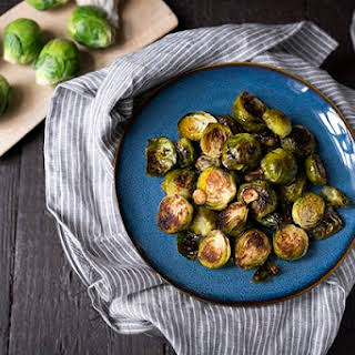 How to Make Roasted Brussels Sprouts.