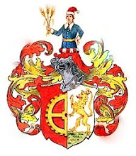 Photo: Allianzwappen der Familie von Müller aus Mecklenburg