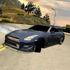 GT-R Drifting for PC and MAC