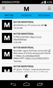 M for Montreal 2016- screenshot thumbnail