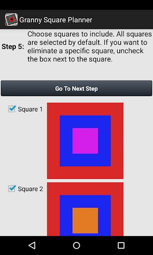 Granny Square Planner 22 screenshots 6