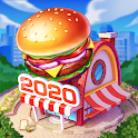 Cooking Frenzy: Madness Crazy Chef Cooking Games icon