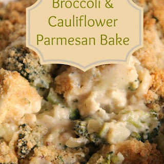 Broccoli Cauliflower Parmesan Recipes