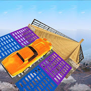 Mega Ramp Car Stunts Simulator