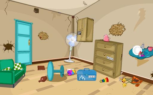 未固定のリビングルームエスケープ|玩解謎App免費|玩APPs