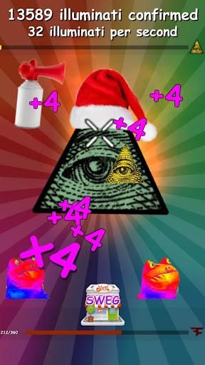 Meme Clicker - MLG Christmas screenshots 1
