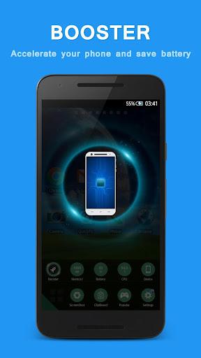 Magic Swipe - boost your phone screenshot 4