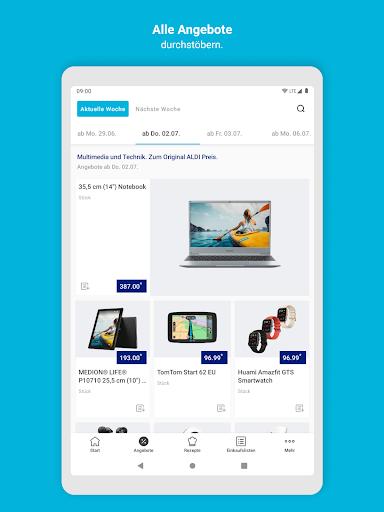 ALDI Nord Angebote & Einkaufsliste  screenshots 14