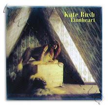 """Photo: Керамическая плитка с фотографией обложки альбома Kate Bush """"Lionheart"""""""