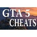 Cheats for GTA5 - all platform icon