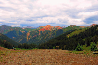 Photo: On a hike, North or Silverton