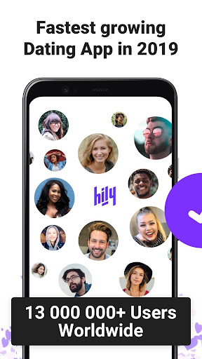 Hily Dating App screenshot 2