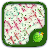 Colorful Butterflies GO Keyboard Theme