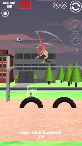 SWAGFLIP - Parkour Origins screenshots 13