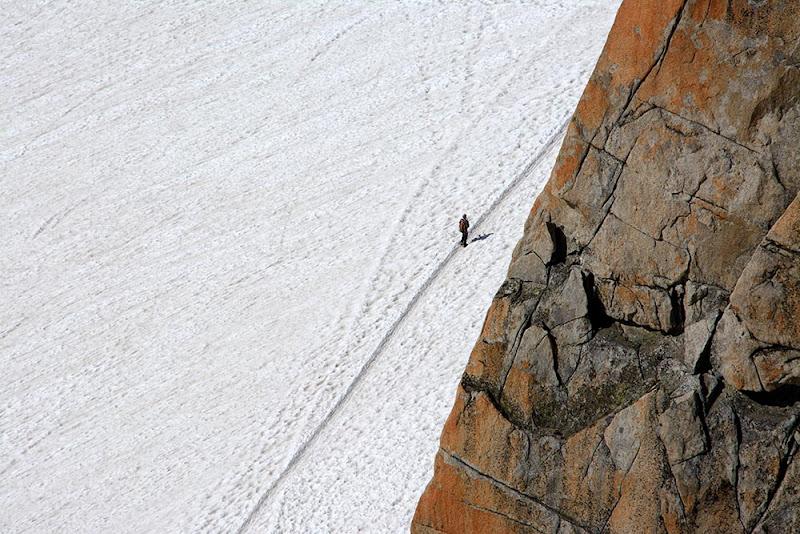 Verso i 4810 mt di ciarlymax