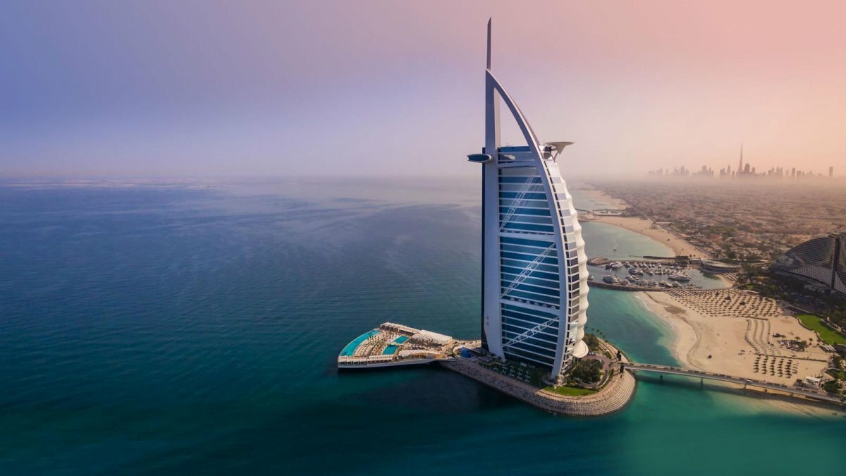 Горящий тур в Дубаи