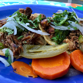 Tacos by Lope Piamonte Jr - Food & Drink Plated Food
