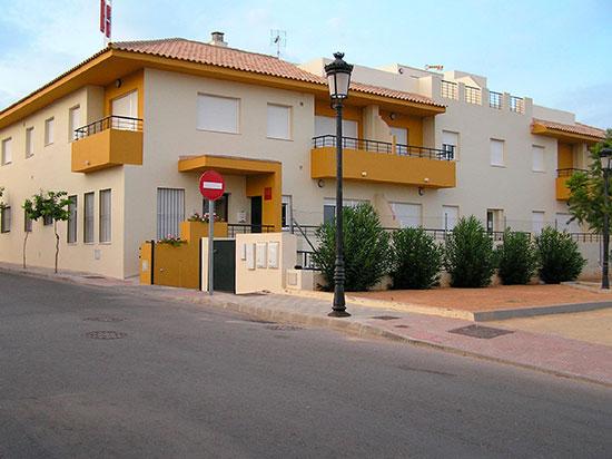 Apartamentos Girasoles