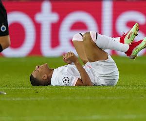 📷 Mbappé na letsel in Brugge in de selectie voor topper tussen PSG en Lyon