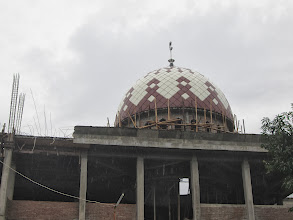 Photo: Kubah Masjid Al-Firdaus Kudus