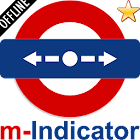 m-Indicator- Indian Rail MSRTC icon