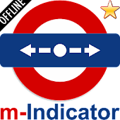 m-Indicator- Indian Rail MSRTC