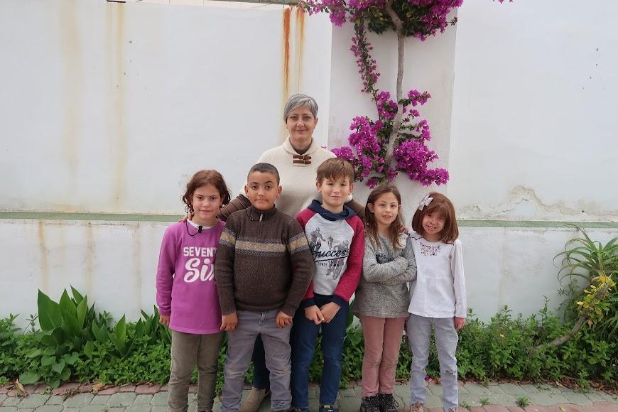 Almería. CEEEC de Apoyo a la Integración de Sordos Rosa Relaño, 1º