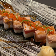 Aburi Bluefin Pressed Sushi