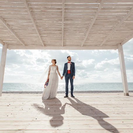 Wedding photographer Eskender Useinov (EskenUseinov). Photo of 26.12.2017