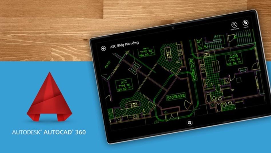 AutoCAD 360 — простое в использовании приложение, которое позволяет обмениваться чертежами с другими пользователями с помощью мобильных устройств, на десктопах и через Интернет