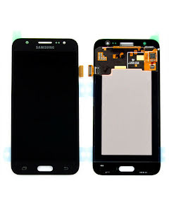 Galaxy J5 2015 Display Black