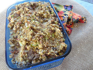 Not Yo' Momma's Stuffing Recipe