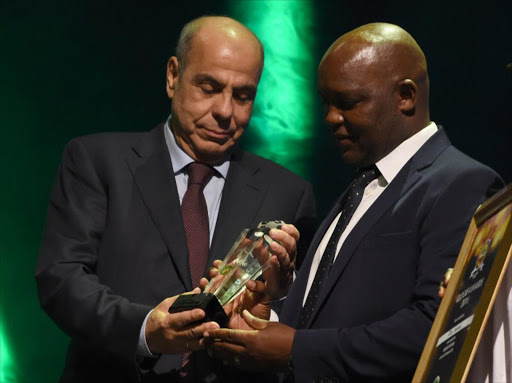 coach of the year mosimane s best one liners that made us smile