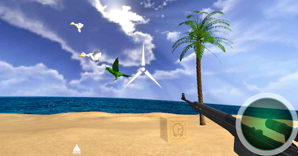Shooting Birds 3D- screenshot thumbnail