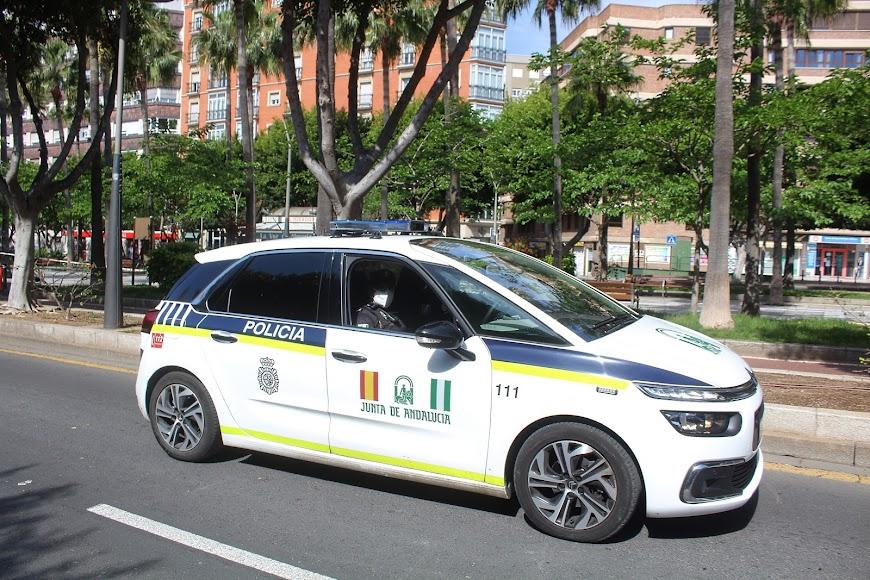 Unidad de Policía Adscrita a la Junta de Andalucía.