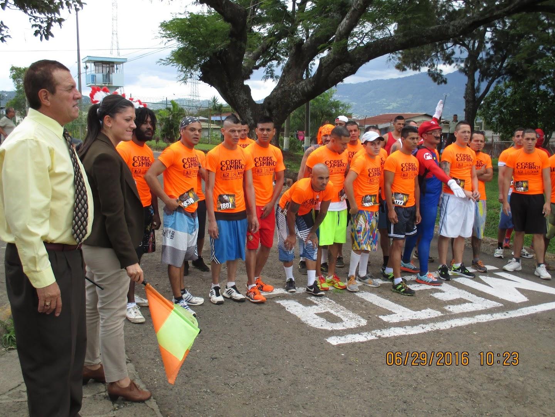 80 atletas de La Reforma corrieron por su Día del Padre
