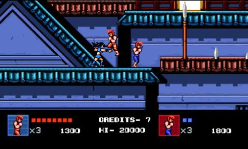 Double Dragon 4 1.0 Mod + APK + Data UPDATED 1