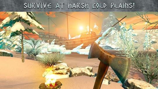 Vikings King Survival Saga 3D MOD 1.1 (Unlimited Money) Apk 1