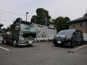 アルファード  Executive Lounge V6 3.5Lのカスタム事例画像 Tsuru -長渕ファン-さんの2018年07月22日13:30の投稿