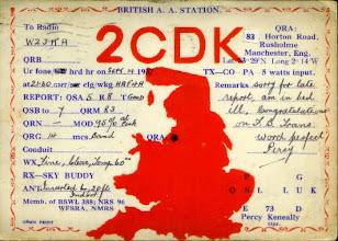 Photo: England 1937